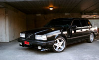 Picture of 1990 Volvo 740 GL, exterior