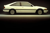 Picture of 1988 Honda Accord LX Hatchback, exterior