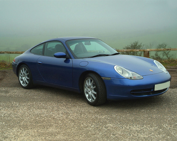 Picture of 1999 Porsche 911 Carrera 4 AWD