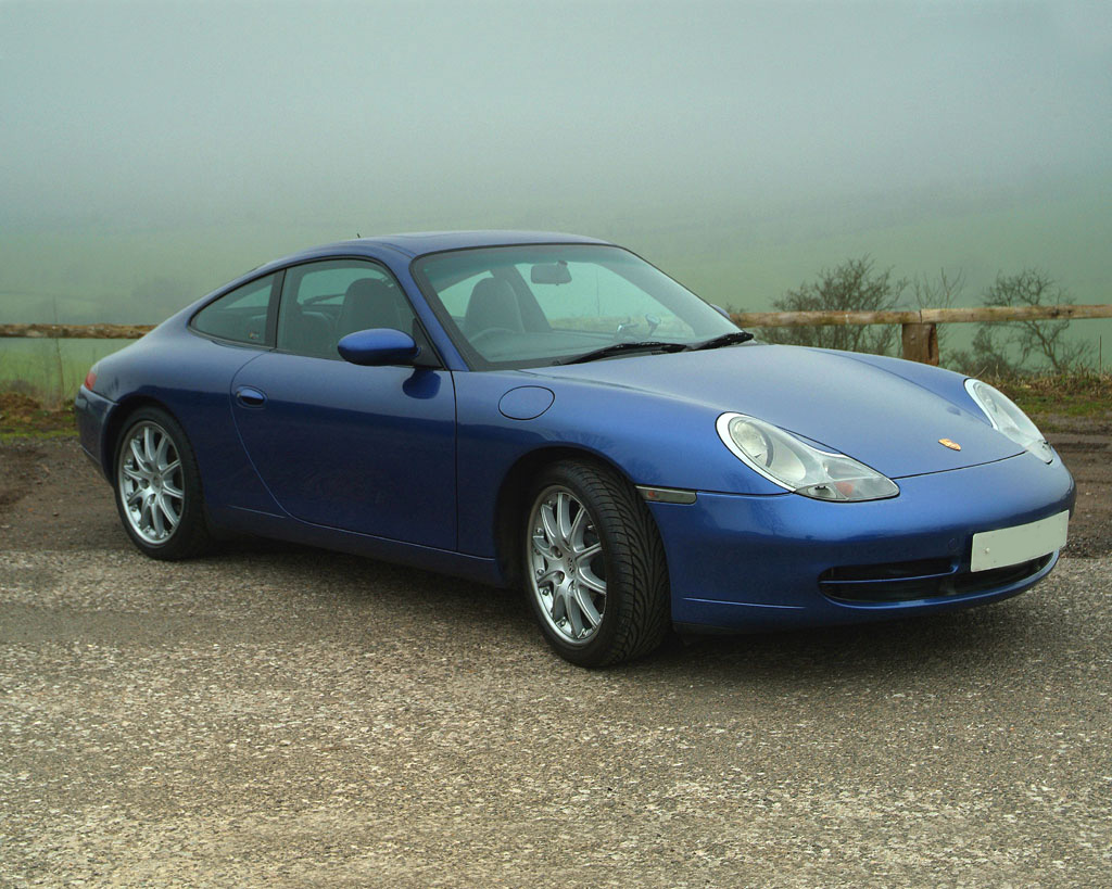 1999 Porsche 911 2 Dr Carrera 4 AWD Coupe picture