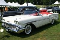 1958 Chevrolet Impala, 58 Chevy Impala, exterior