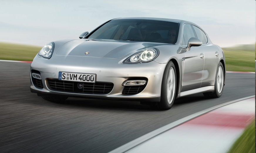 Picture of 2010 Porsche Panamera