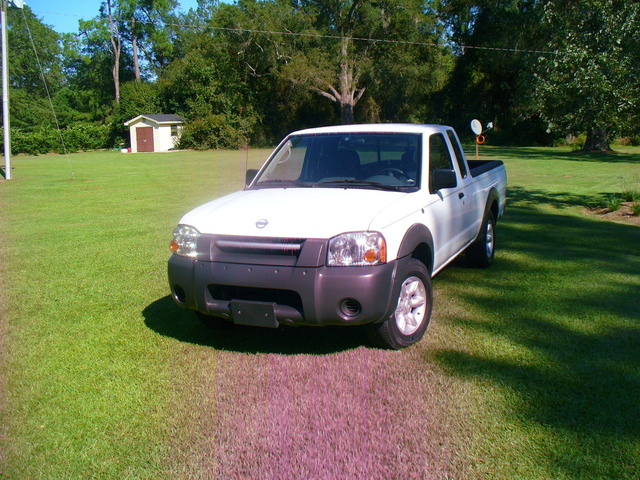 Picture of 2003 Nissan Frontier, exterior, gallery_worthy