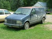 Picture of 1990 Dodge Caravan 3 Dr STD Passenger Van, exterior