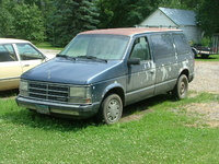 1990 Dodge Caravan Overview