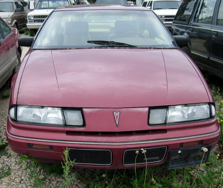 1993 Pontiac Grand Prix Transmission: 1989 Pontiac Grand Prix