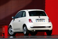 Picture of 2009 Fiat 500, exterior, manufacturer