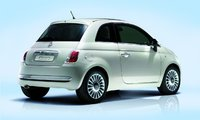 Picture of 2009 FIAT 500, exterior, manufacturer, gallery_worthy