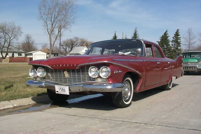 1960 Plymouth Belvedere, This 1960 Plymouth had been owned from new by a farmer in Norther Saskatchewan (Canada) and seldom  used, exterior, gallery_worthy