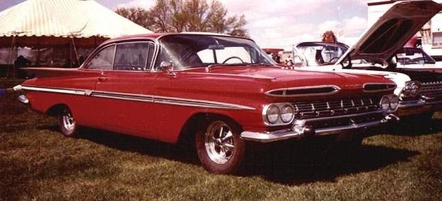 1959 Chevrolet Impala, Another 59 Impala I had for a while ... also a 283 A/T , exterior