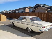 1965 Plymouth Valiant, As I found the Valiant ... a well taken car of car, beautiful original interior ... and of course a slant six, exterior