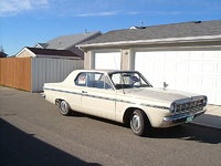 1965 Plymouth Valiant, My Valiant had only 55,000 miles on it ... much more now!!, exterior