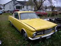 1965 Plymouth Valiant, Kind of Rusty but has potential , exterior, gallery_worthy
