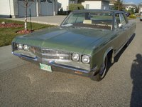 1968 Chrysler New Yorker, purchased from Regina Saskatchewan Canada ... very nice original condition, with the 440 TNT engine