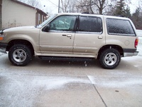1999 Ford Explorer 4 Dr XLT SUV picture