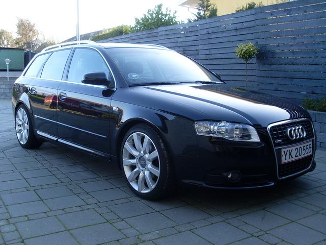 2006 audi a4 avant pictures cargurus. Black Bedroom Furniture Sets. Home Design Ideas