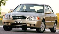 Picture of 2004 Kia Optima EX
