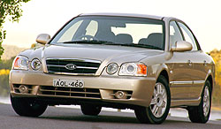 2004 Kia Optima EX picture