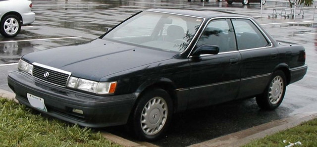Picture of 1990 Lexus ES 250 Base