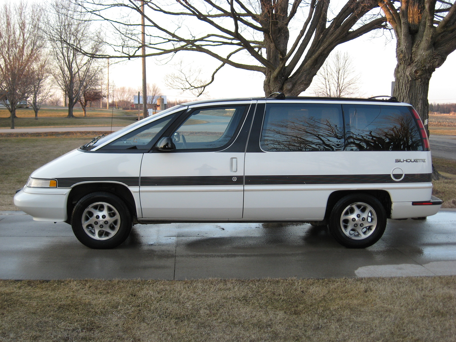 1990 Oldsmobile Silhouette - Pictures - 1990 Oldsmobile Silhouette 3 ...