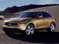 2009 Infiniti FX35 Overview