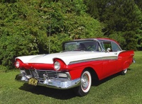 1957 Ford Fairlane picture, exterior