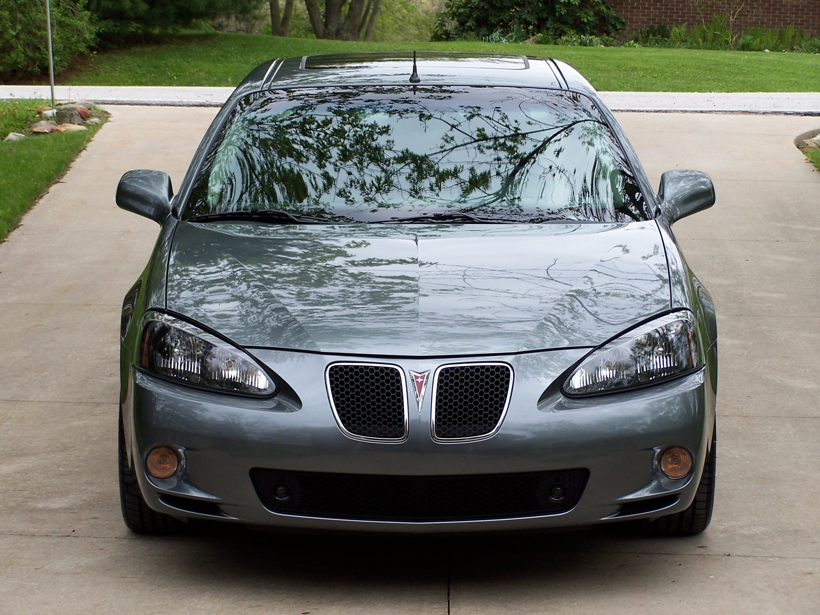 2005 Pontiac Grand Prix Related Infomation Specifications