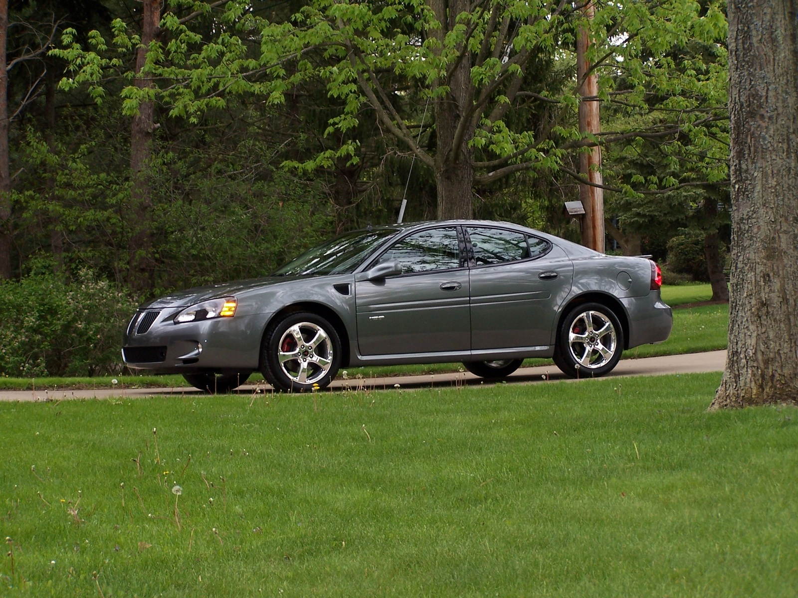 2005 Pontiac Grand Prix GXP - Pictures - 2005 Pontiac Grand Prix GXP ...