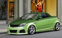 2006 Opel Tigra Overview