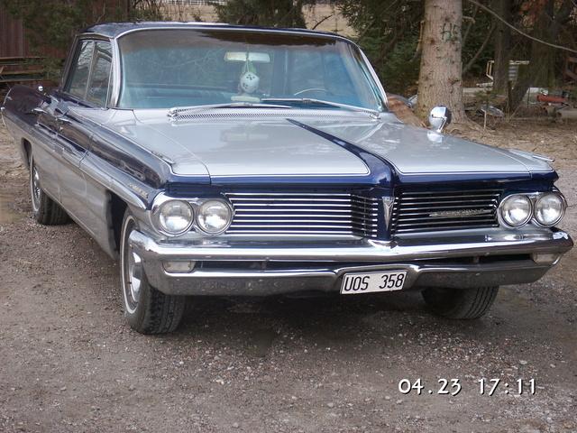 Pontiac Bonneville Pic X