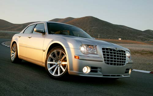 2005 Chrysler 300C SRT-8 picture