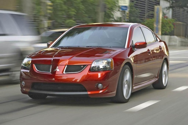 Picture of 2004 Mitsubishi Galant