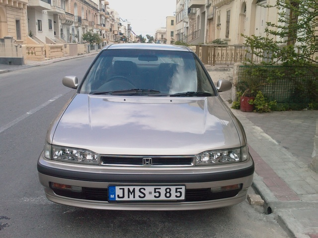 1992 honda accord - pictures