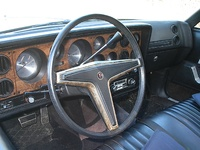 1978 Pontiac Grand Prix picture, interior