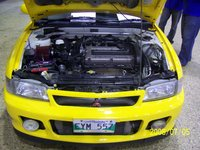 Picture of 1992 Mitsubishi Lancer Evolution, engine