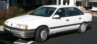 1987 Ford Taurus Overview