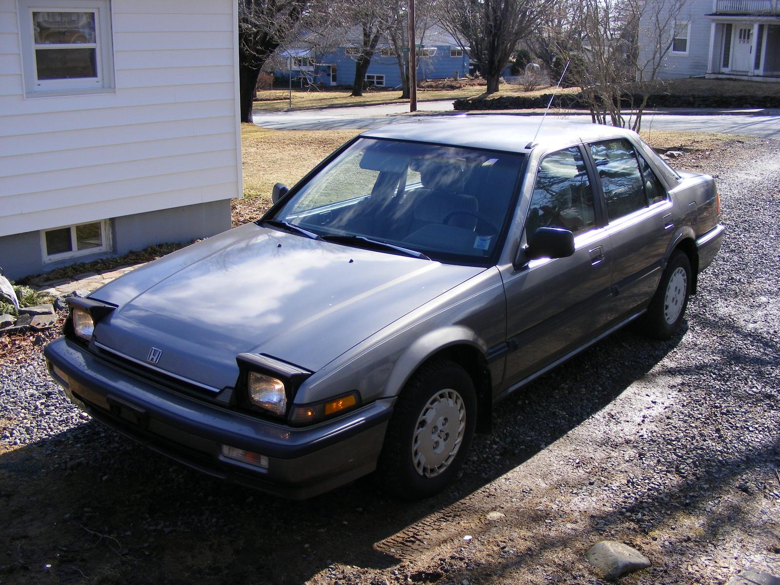 1989 Honda Accord - Pictures - CarGurus