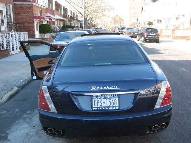 Picture of 2007 Maserati Quattroporte Executive GT, exterior, gallery_worthy