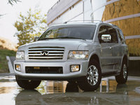 2004 INFINITI QX56 Picture Gallery