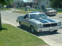 1976 Chevrolet El Camino picture, exterior