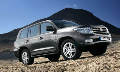 Picture of 2009 Toyota Land Cruiser, exterior, gallery_worthy