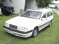 1996 Volvo 850 4 Dr Platinum Limited Edition Turbo Wagon picture, exterior