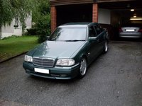 Picture of 1995 Mercedes-Benz C-Class C 36 AMG, exterior, gallery_worthy