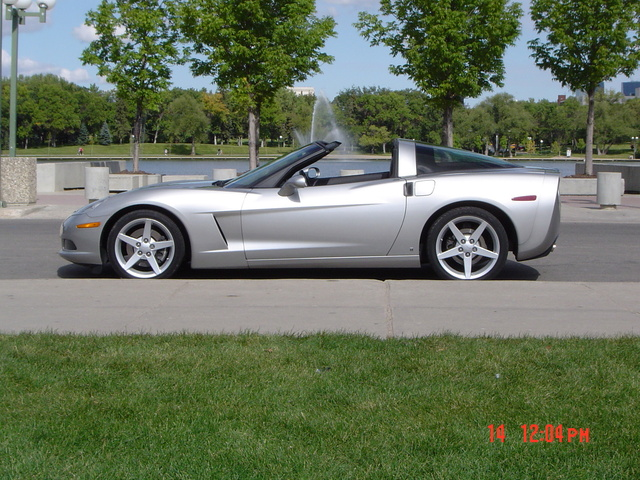 Picture of 2006 Chevrolet Corvette Coupe, exterior, gallery_worthy