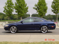 Picture of 2001 Honda Accord EX V6 Coupe, exterior, gallery_worthy