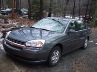 2005 Chevrolet Malibu Overview