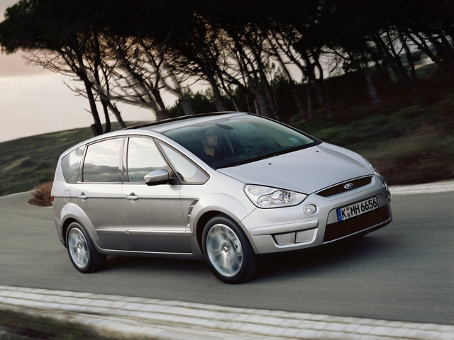 Picture of 2007 Ford S-MAX, exterior