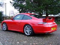 2005 Porsche 911 GT3 picture, exterior