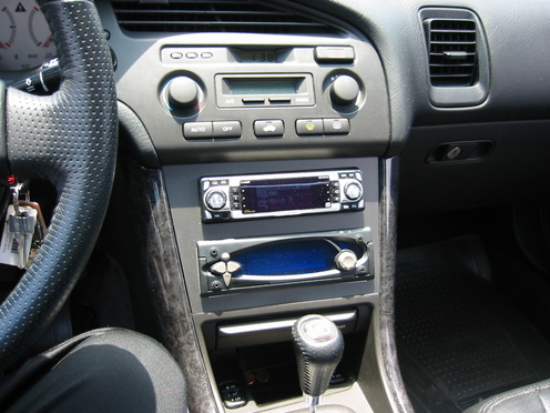 Acura Type on Acura Cl 2001