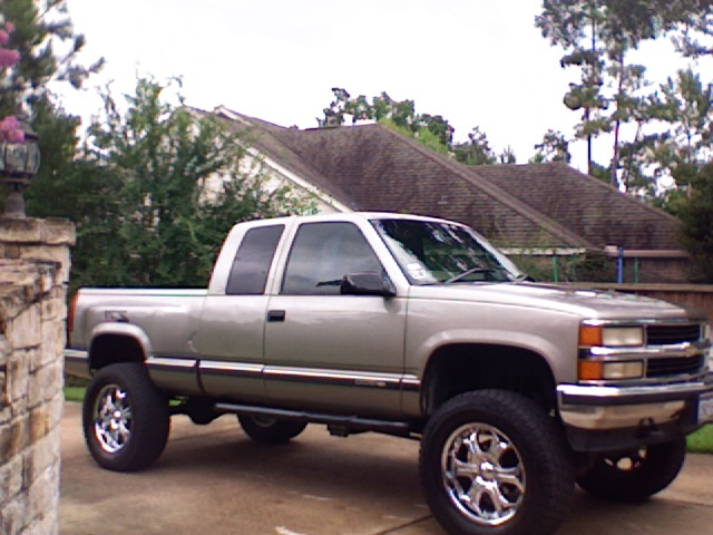 picture of 1999 chevrolet silverado 1500 3 dr ls 4wd extended cab. Cars Review. Best American Auto & Cars Review